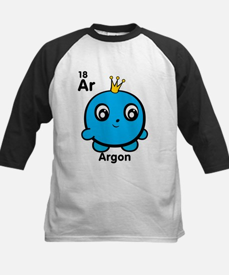Cute Element Argon Kids Baseball Jersey