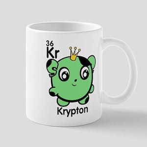 Cute Element Krypton Mug