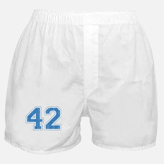 Retro Number 42 Boxer Shorts