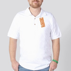 LHC Detectors Golf Shirt