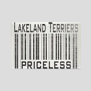 Lakeland Terriers Rectangle Magnet