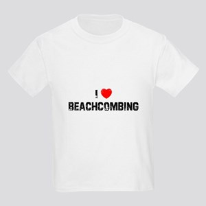 I * Beachcombing Kids T-Shirt