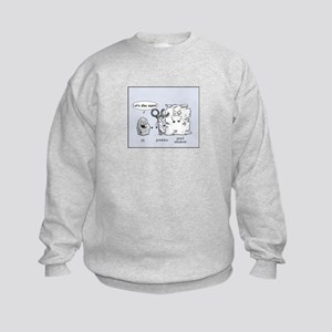 Paper Rock Scissors Sweatshirt