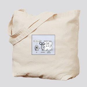Paper Rock Scissors Tote Bag
