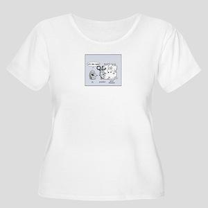 Paper Rock Scissors Plus Size T-Shirt