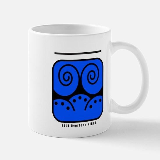 BLUE Overtone NIGHT Mug