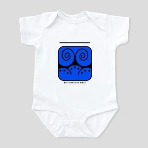 BLUE Overtone NIGHT Infant Bodysuit