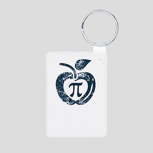 I love pi Keychains