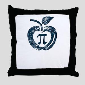 I love pi Throw Pillow