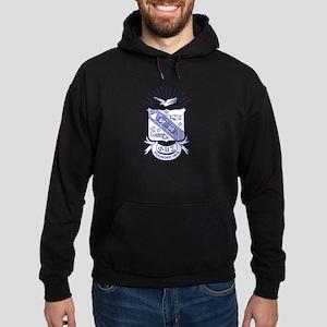 Phi Beta Sigma Crest Hoodie (dark)