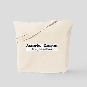 Astoria - Hometown Tote Bag