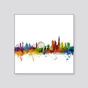 London England Skyline Sticker