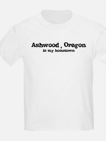 Ashwood - Hometown Kids T-Shirt