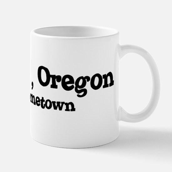 Ashwood - Hometown Mug