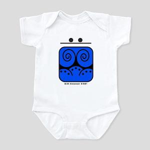 BLUE Resonant NIGHT Infant Bodysuit