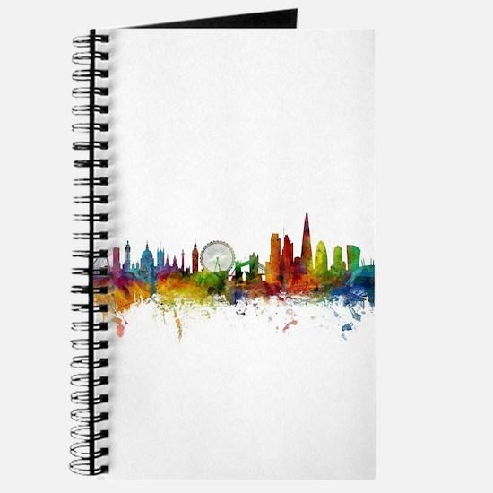 London England Skyline Journal