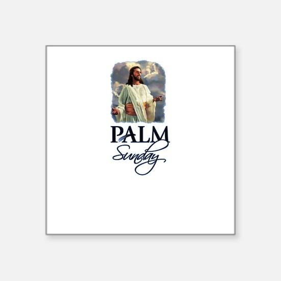 Palm Sunday Jesus Sticker