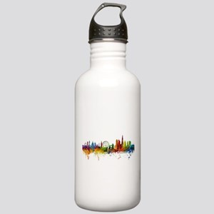 London England Skyline Stainless Water Bottle 1.0L