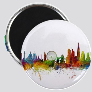London England Skyline Magnets