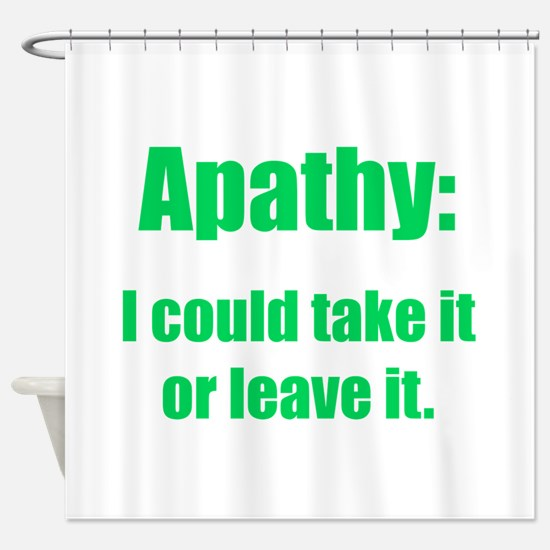 apathy listlessness Looking for online definition of lethargical in the medical dictionary listlessness, and apathy 2 a condition of lethargy an abnormal state of apathy.