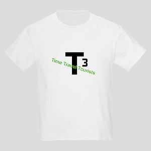 Time Travel Kids Light T-Shirt