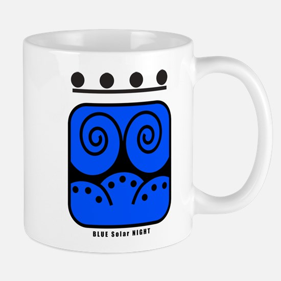 BLUE Solar NIGHT Mug