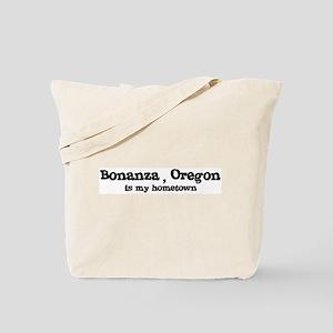 Bonanza - Hometown Tote Bag