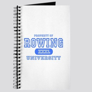 Rowing University Journal