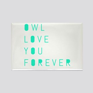 Owl Love You Forever Magnets