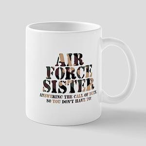 AF Sister Answering the Call Mug