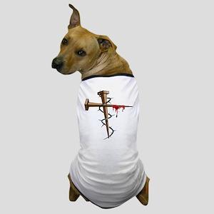 Nail Cross Dog T-Shirt