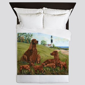 Family Fun Queen Duvet