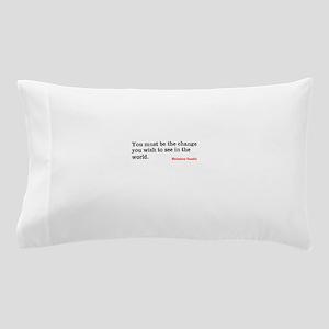 Change Pillow Case