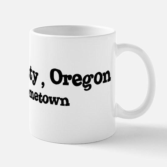 Grant County - Hometown Mug