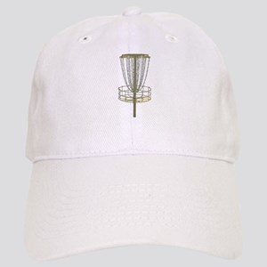 Disc Golf Basket Frisbee Frolf Baseball Cap
