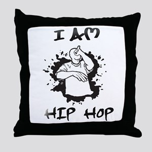 IAM Throw Pillow