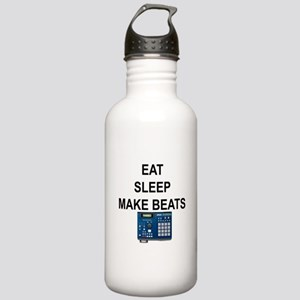 eatsleepmakebeats Water Bottle