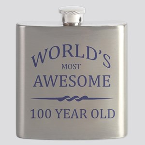 World's Most Awesome 100 Year Old Flask