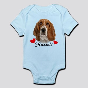 Bassetts Infant Bodysuit