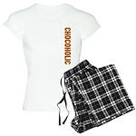 Chocoholic Women's Light Pajamas