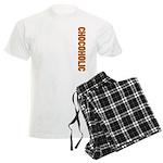 Chocoholic Men's Light Pajamas