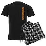 Chocoholic Men's Dark Pajamas