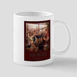 Industrial Revolution Vintage Mug Mugs