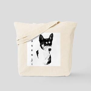 Basenji 3 Tote Bag