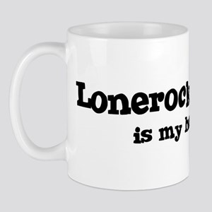 Lonerock - Hometown Mug