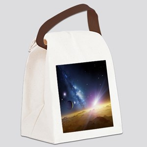 twork - Canvas Lunch Bag