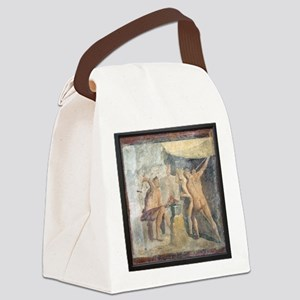 co - Canvas Lunch Bag