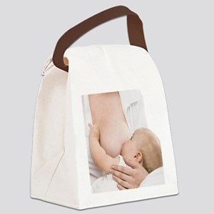 Breastfeeding - Canvas Lunch Bag