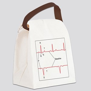 work - Canvas Lunch Bag
