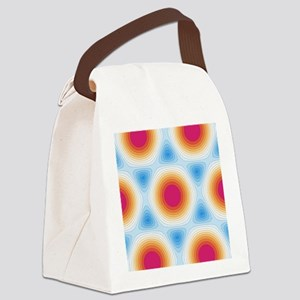 artwork - Canvas Lunch Bag